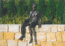 Bacchus szobor