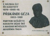 Paskandi Géza