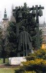 Bartól Béla szobor