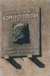 Somlyó Zoltán emléktábla