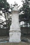 Xavéri Szent Ferenc kőszobor