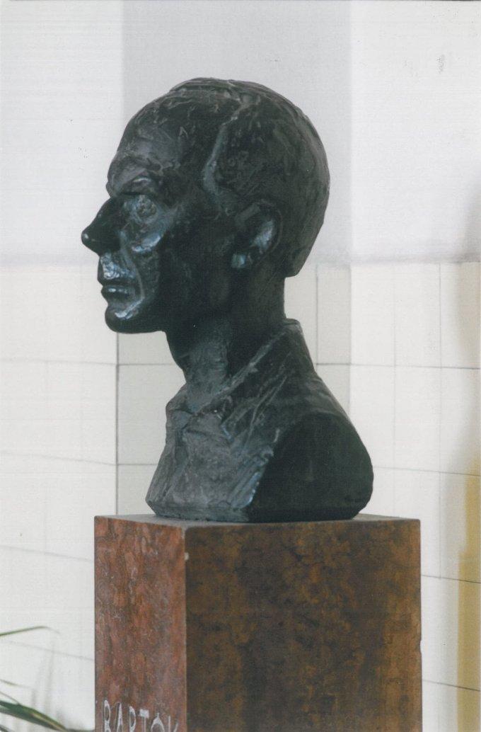 Bartók Béla mellszobor