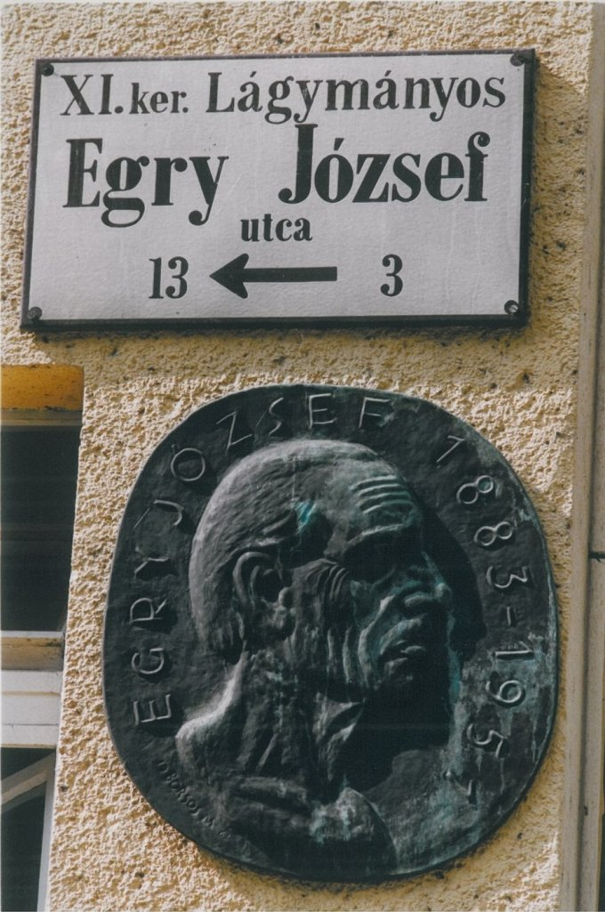Egry József
