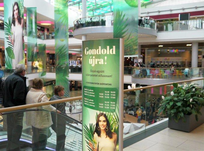 Fotó: Allee Bevásárlóközpont