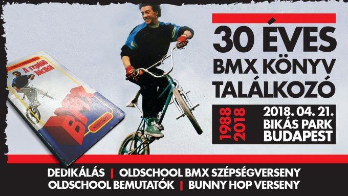 f9c1e87901 Old school bmx szépségverseny, bemutatók és bunny hop verseny a Bikás  parkban!