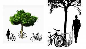 Formabontó kerékpártárolók kerülhetnek a Bartók Béla útra