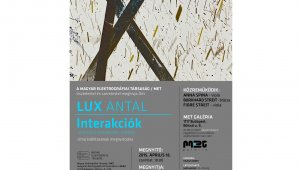 Lux Antal kiállítása