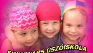 SwimWars nyári úszó és kalandtábor