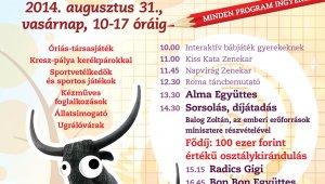 Őszköszöntő és Diákcsemege - tanévkezdő fesztivál Újbudán